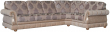 Угловой диван «Цезарь» (3мL/R901R/L), Материал: ткань, Группа ткани: 24 группа