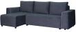 Угловой диван «Тенхе» вар. 2mR.6L: ткани 19 группа