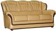 3-х местный диван «Бакарди» 3М кожа нат 2066_120 группа