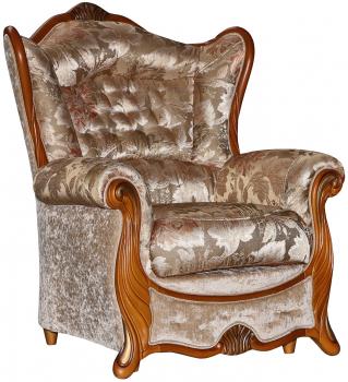Кресло «Патриция» (12), Материал: ткань, Группа ткани: 24 группа