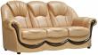 3-х местный диван «Дельта» 3м натуральная кожа 1063_120 группа