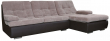 Угловой диван «Малибу» состав модулей 30m+8m+03+03: ткани_800+876_19 группа