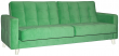 3-х местный диван «Бэк-2» ткань 30115_19 группа