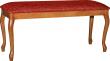 Скамья «Элис 04» П292-04, Материал: ткань, Цвет: Дуб рустикаль с патинированием