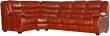 Угловой диван «Манчестер 1» вар 3mR.90.1L:натуральная кожа  3239_150 группа