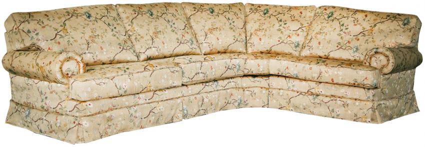 Угловой диван «Прованс» вар. 3mL.90.1R