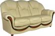 3-х местный диван «Дельта» 3м натуральная кожа 10501_120 группа