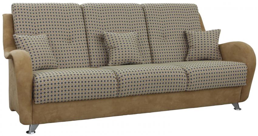 3-х местный диван «Аккорд 1» (3м)  ткань 19 группа