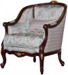 Кресло «Луиджи» (12), Материал: ткань, Группа ткани: 35 группа (luigi_31504-31504