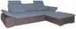 Угловой диван «Джорджия» вар. 2mL.8mR:  ткани_30275+522_19 группа