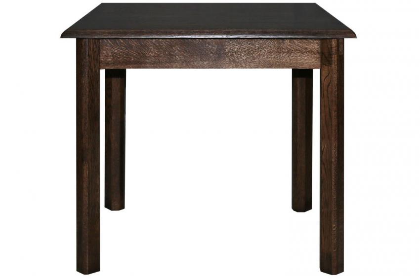 Стол обеденный «271», Цвет: Венге, Размер: 800x800 мм
