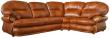 Угловой диван «Орлеан» вар. 3мL.90.1R: натуральная кожа 1060_120 группа