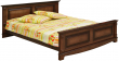 Кровать двойная «Венето» П415.08м, Цвет: Венге (krovat_dvoinaya_veneto_p415_08m_venge.jpg)