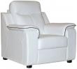 Кресло «Люксор» (12), Материал: натуральная кожа, Группа ткани: 120 группа