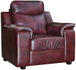 Кресло «Люксор» (12), Материал: комбинированный, Группа ткани: 115 группа (luksor_1062-4062