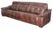 4-х местный диван «Мирано» вар. 3mR.1L: натуральная кожа 120 группа