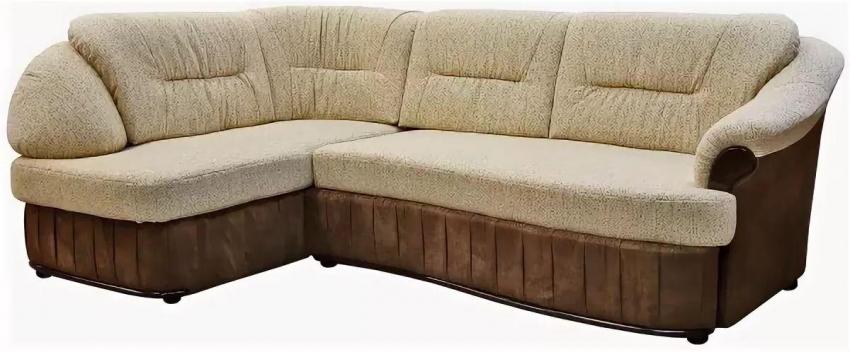 """Диван-кровать """"Аляска Макс"""" вар. 2mR.5mL"""