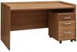 Стол письменный «Анастасия» П364.07, Материал: ДСП ламинированная, Цвет: Акация
