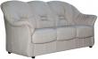 3-х местный диван «Омега» 3м,  кожа нат 1040_120 группа