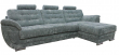 Угловой диван «Редфорд»вар. 3mL.8mR: ткань_851_26 группа