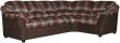 Угловой диван «Сенатор» вар. 3mL.90.1R: ткани 663+663_24 группа