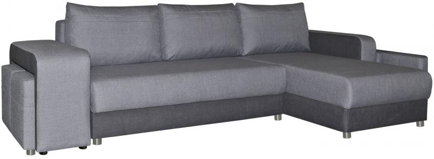 Угловой диван «Bueno (Буено)» (2мL/R6R/L), Материал: ткань, Группа ткани: 19 группа