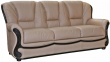 3-х местный диван «Изабель 2» (3м) натуральная кожа 120 группа