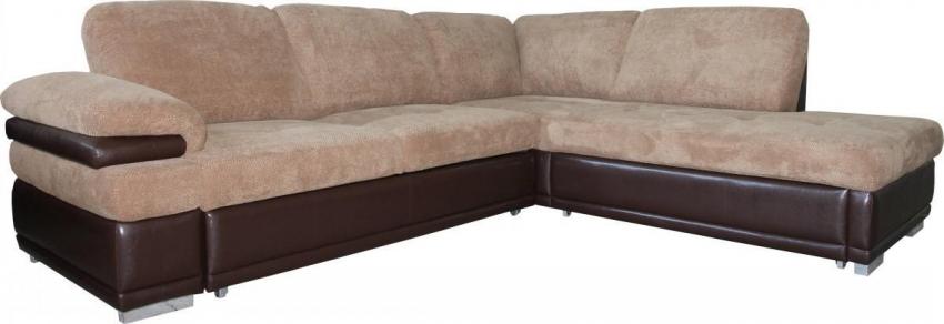 Угловой диван «Арена» (3мL/R5АR/L), Материал: ткань, Группа ткани: 19 группа