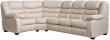 Угловой диван «Манчестер 1» вар 3mR.90.1L: кожа нат+искуст 1079-4079 115 группа