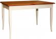 Стол обеденный «Альт» П490.24, Цвет: Слоновая кость+рустикаль