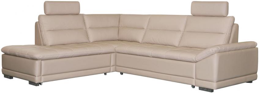 Угловой диван «Твистер» вар. 3mR.5АL: кожа комбинировананая 1079-4079_115 группа
