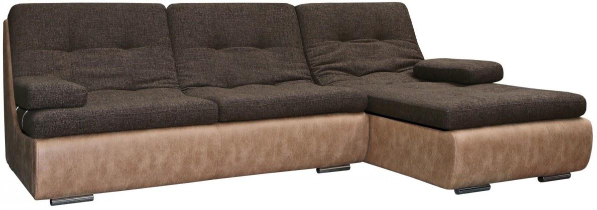 Угловой диван «Малибу» состав модулей 30m+8m+03+03: ткани_719+501_20 группа