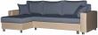 Угловой диван «Олимп 5» вар 2mR.6мL ткани: 280+166_19 группа