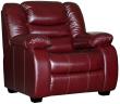Кресло «Манчестер 1» (12), Материал: натуральная кожа, Группа ткани: 140 группа