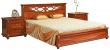 Кровать «Валенсия 3М» П254.52, Цвет: Каштан (krovat_valensiya_3m_p254_52_r46_patinir.jpg)