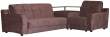 Угловой диван «Орегон» (3мL/R901R/L), Материал: ткань, Группа ткани: 21 группа