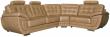 Угловой диван «Редфорд»вар. 3mL.90.1R: натуральная кожа_3031_150 группа