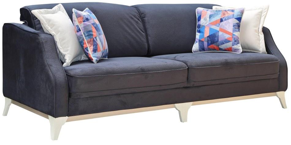 3-х местный диван «Уно» 3М: ткани 580+582+960 20 группа