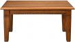 Стол журнальный «Верди 1» П108.01, Цвет: Дуб рустикаль с патинированием