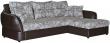 Угловой диван «Лоренцо» вар. 3mL.6mR: ткани: 19 группа