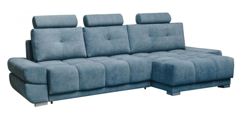 Угловой диван «Порте» (2мL/R6мR/L), Материал: ткань, Группа ткани: 19 группа