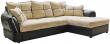 Угловой диван «Лоренцо» вар. 3mL.6mR: ткани: 850+882_26 группа