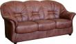 3-х местный диван «Омега» 3м, кожа нат 2010_120 группа