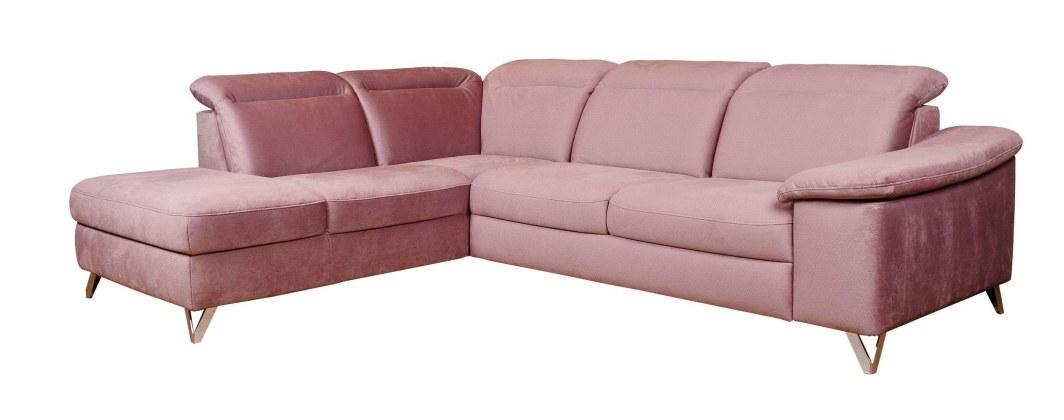 "Угловой диван ""Альберта"" вар: 2eR.5aL, ткань_586_20 группа"
