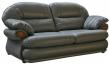 3-х местный диван «Орлеан» (3м) натуральная кожа 120 группа
