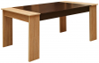 Стол обеденный «Техас 1» П418.61, Материал: ДСП ламинированная, Цвет: Дуб Сонома+венге