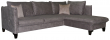 Угловой диван «Осирис» вар.2mL.6R,  ткани:: 20 группа