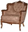 Кресло «Николетта 1» (12), Материал: ткань, Группа ткани: 26 группа (nikoletta_1_31550-31550