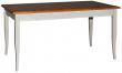 Стол обеденный «Альт» П490.21, Цвет: Рустикаль+серый
