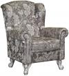 Кресло «Николь» (12), Материал: ткань, Группа ткани: 24 группа (nikol_30024-30034-30024
